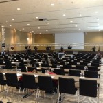 Conference Hall Build-Up
