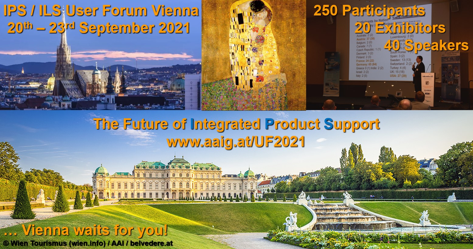 Announcement IPS/ILS User Forum Vienna 2021